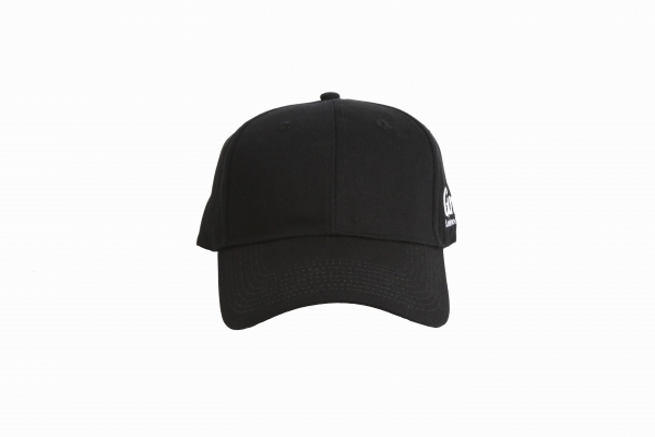 Ginge London Black Baseball Cap