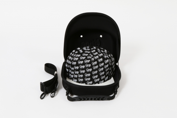 Cap Carry Case With Monochrome Strapback