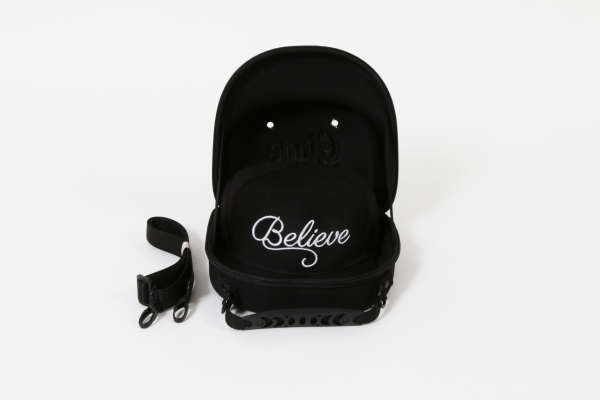 Cap Carry Case With Believe Strapback