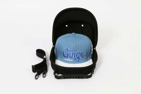 Cap Carry Case With Denim WhitePeak Strapback