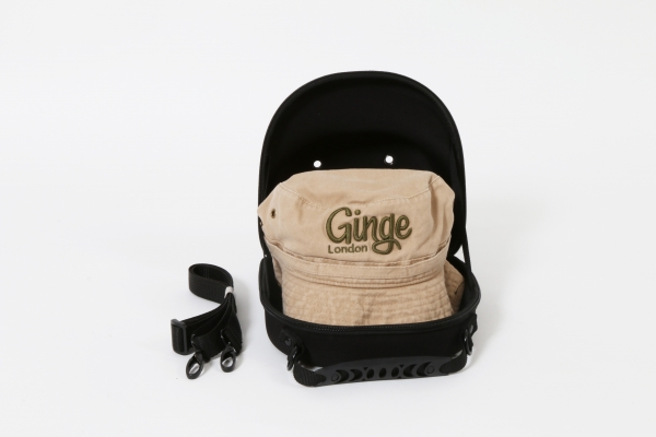 Cap Carry Case With Bucket Hat