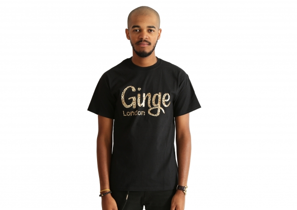Ginge London Leopard Print T-shirt