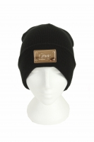 Ginge London Gold Plaque Beanie