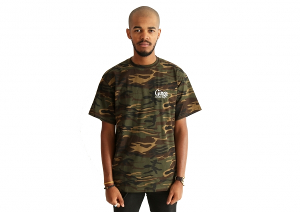 Ginge London Camouflage T-shirt