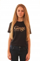Ginge London Kids Leopard Print T-shirt