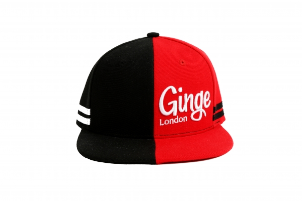 NEW Ginge London Harlequin Strapback