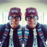 Reppin ginge! @kingkaz_