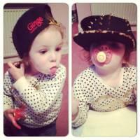 Baby ginge