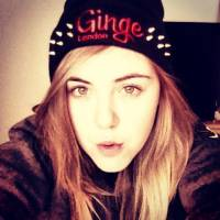 In love with my Ginge hat